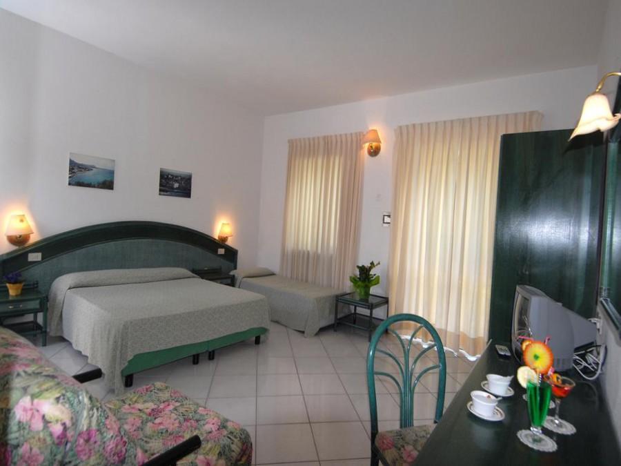 Hotel Terme Colella camera