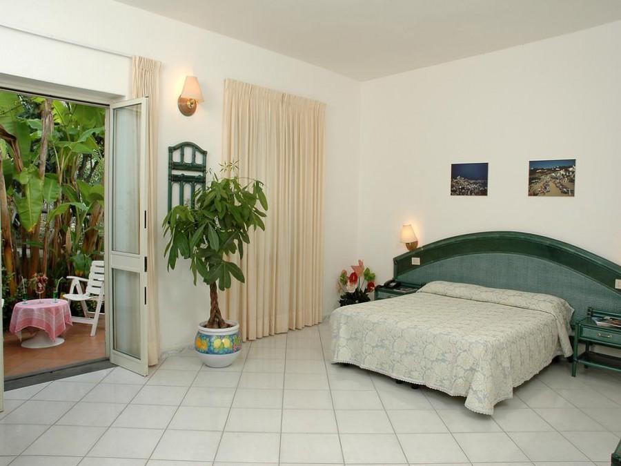 Hotel Terme Colella camere