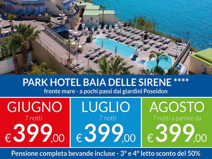Hotel Baia delle Sirene - ISCHIA PREZZO SHOCK