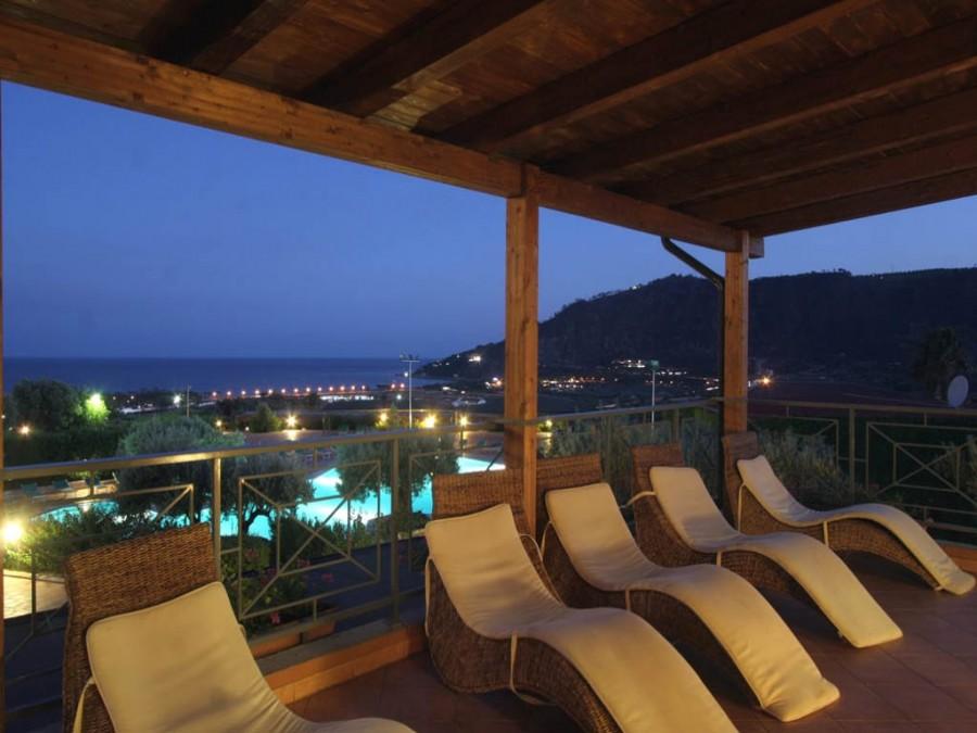 Porto Rhoca - Calabria - Village Squillace 4 Stelle