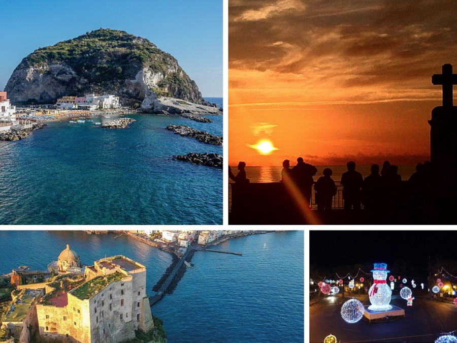 Capodanno a Ischia, Speciale Offerte Hotels 4 stelle