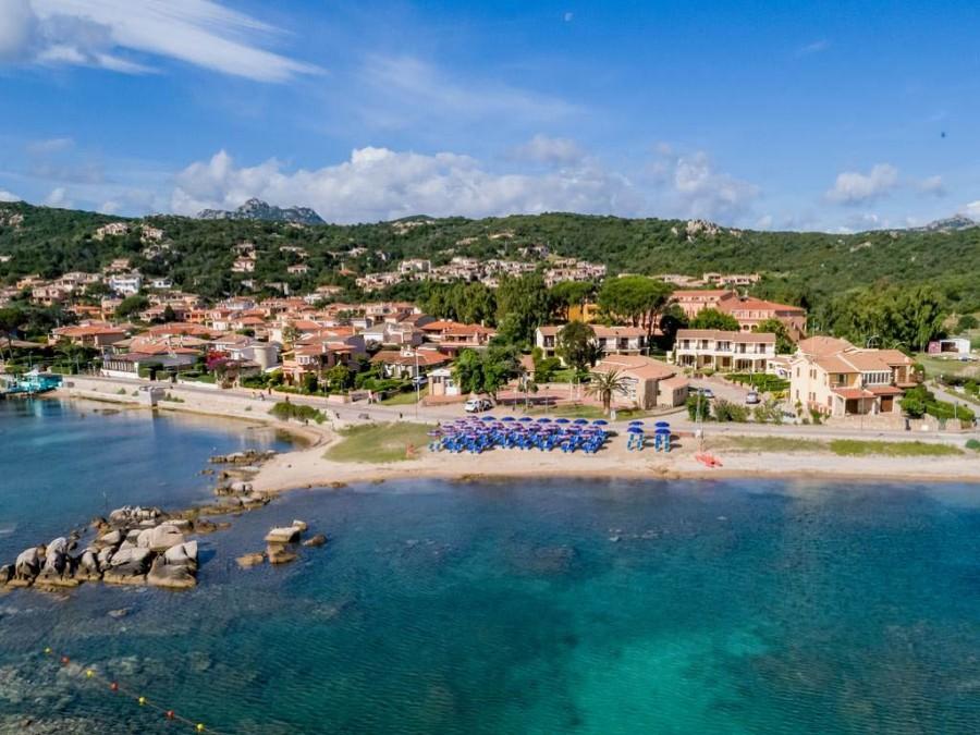 Spiaggia del Blu Hotel Laconia Village