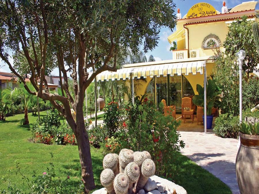 Park Hotel La Villa - Spiaggia Inclusa