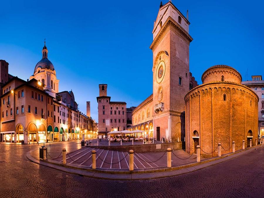Mantova -  Parma e Modena