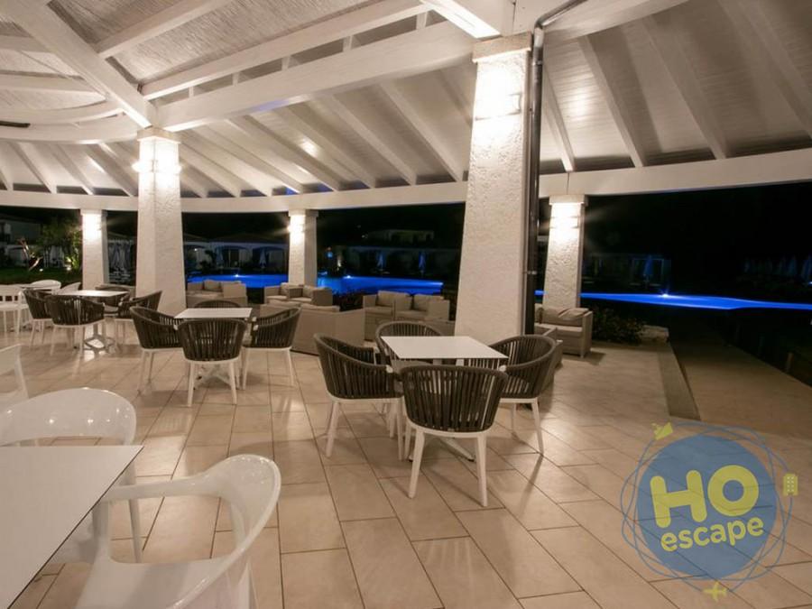 Limone Beach Resort Area Bar Piscina