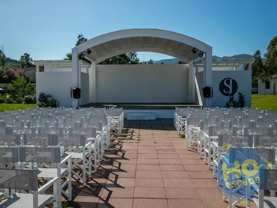 Limone Beach Resort Teatro Spettacoli