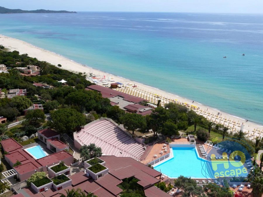 Free Beach Club Costa Rei