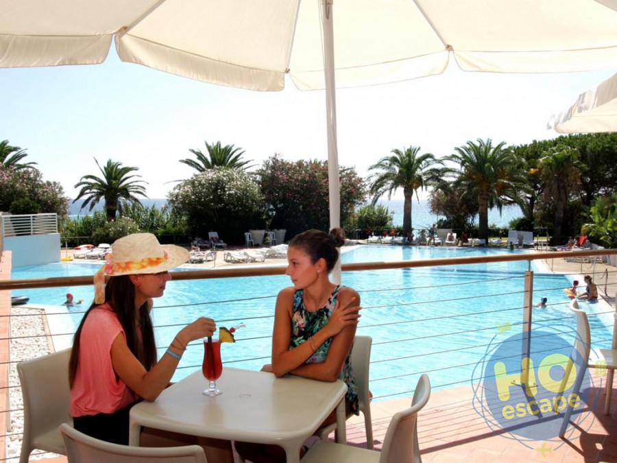 Free Beach Club Drink a Bordo Piscina