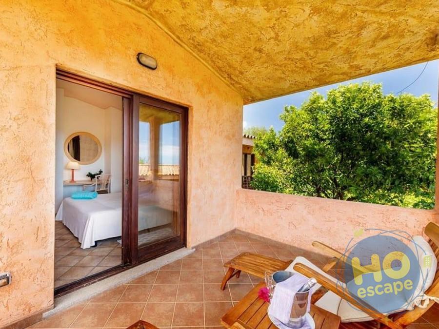 Sant'Elmo Beach Hotel Esterno Camera Cottage