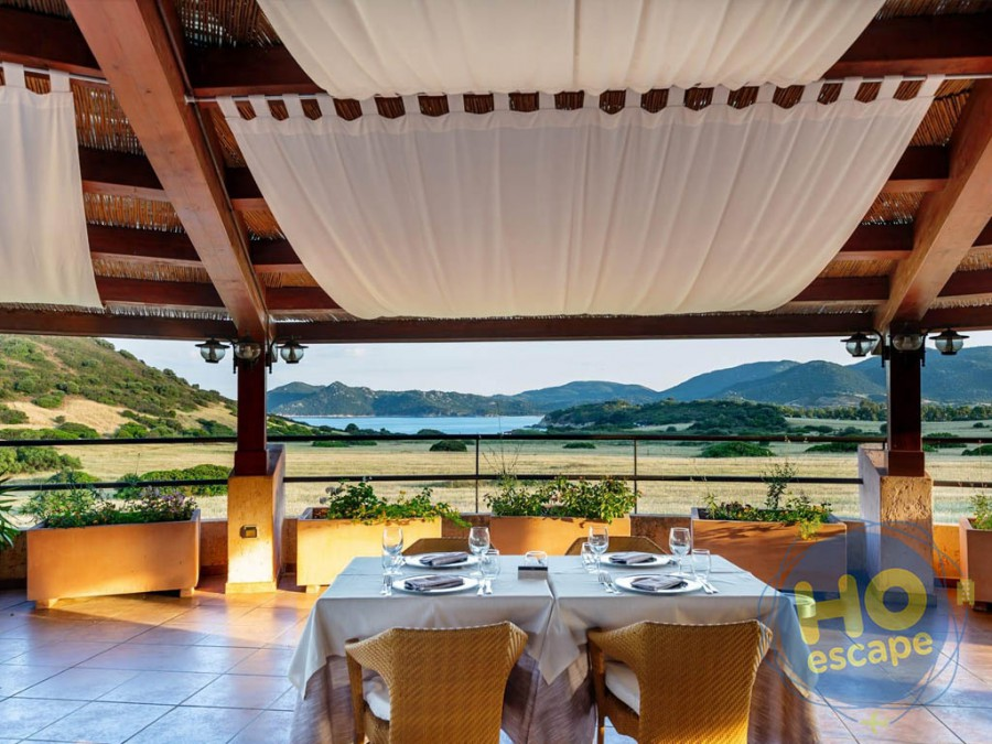 Sant'Elmo Beach Hotel La Sala Ristorante Panoramica