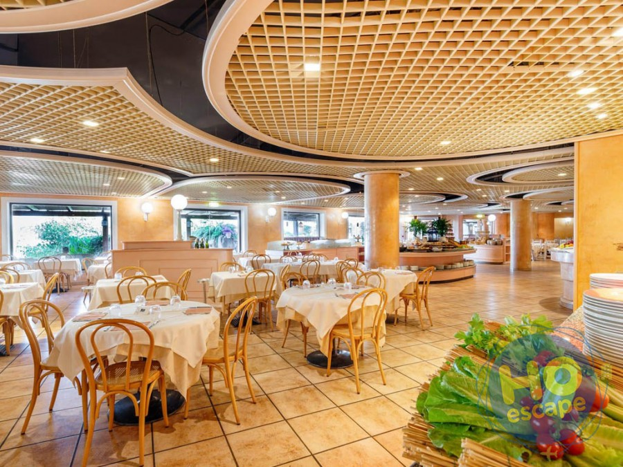Sant'Elmo Beach Hotel La Sala Ristorante