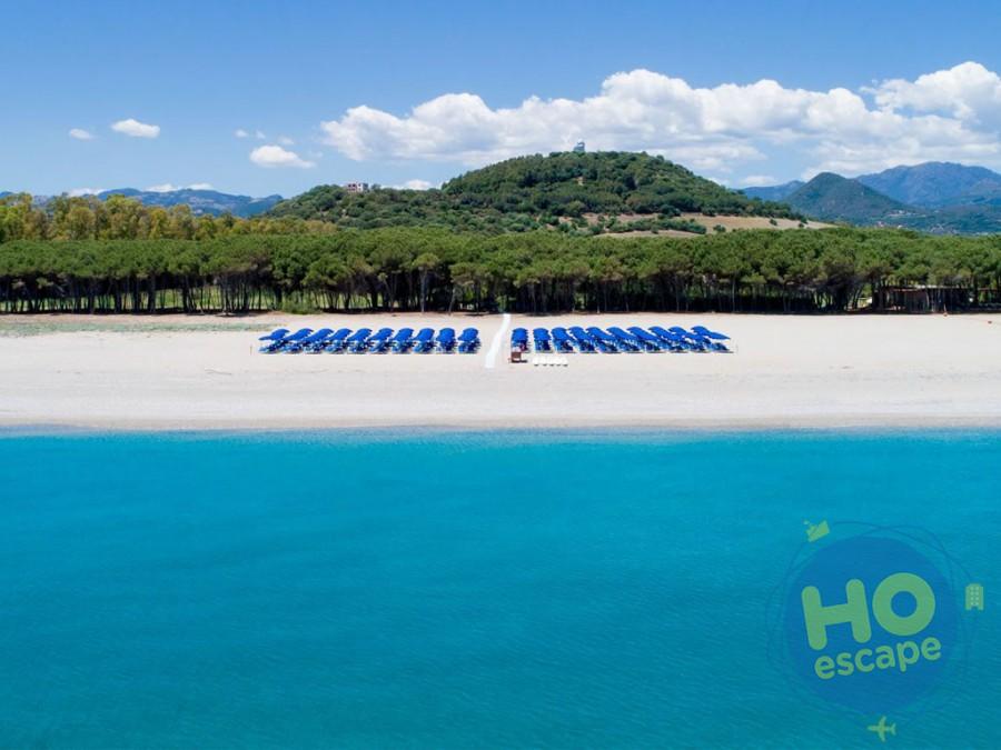 Cala Luas Resort La Spiaggia Privata