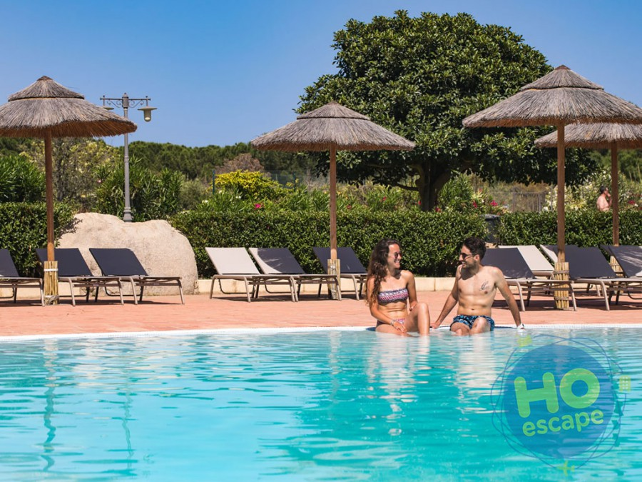 Cala Luas Resort Piscina