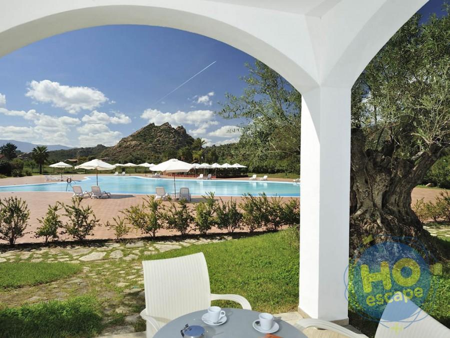 Esterno Camere Marina Torre Navarrese Beach Resort