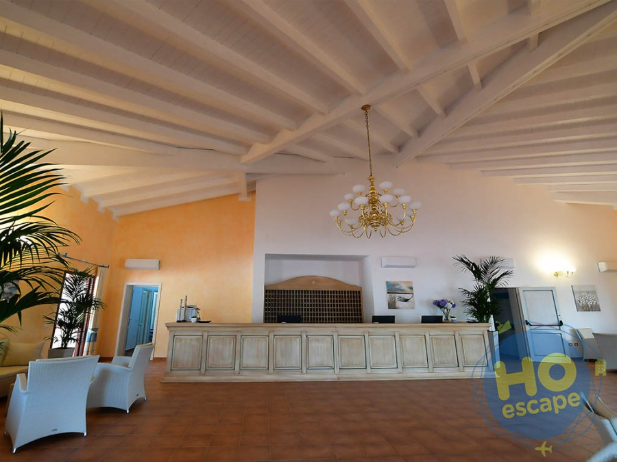 Marina Torre Navarrese Beach Resort - La Hall del Resort
