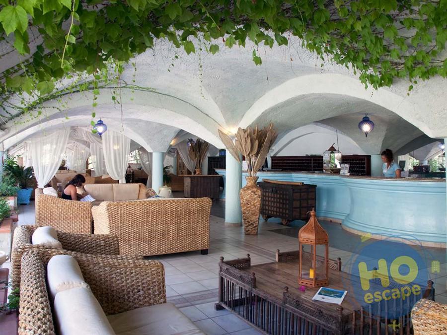 Arbatax Resort - Le Ville del Parco Reception