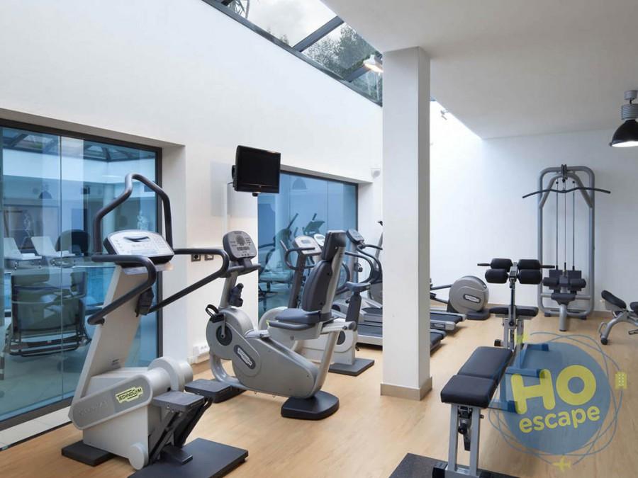 Cala Ginepro Hotel Resort Area Fitness