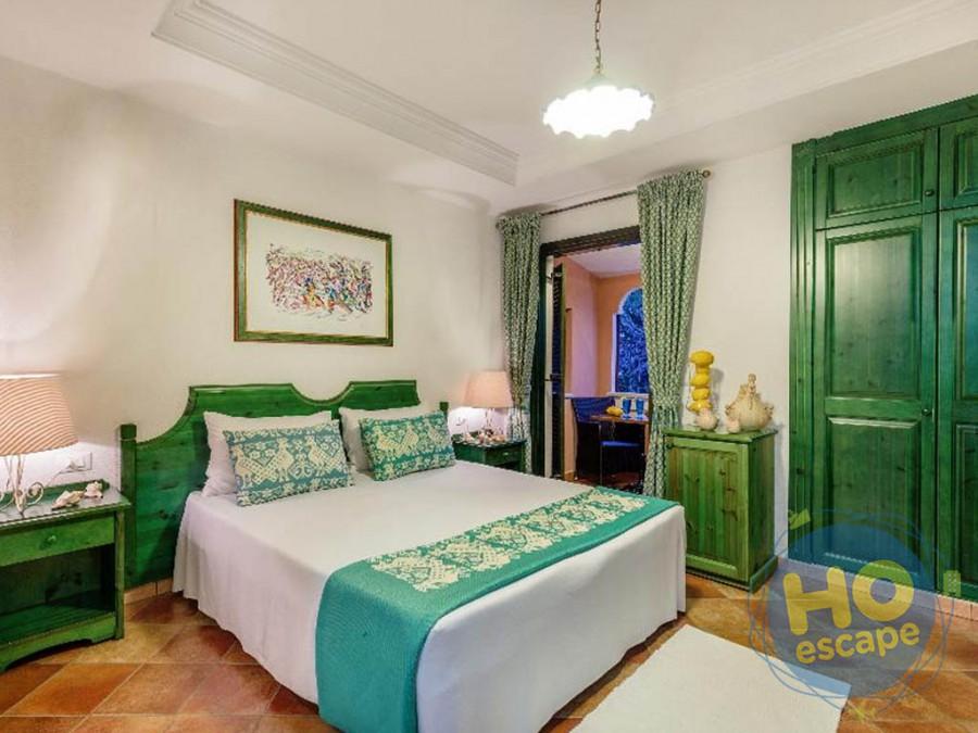 Cala Ginepro Hotel Resort Camera Standard