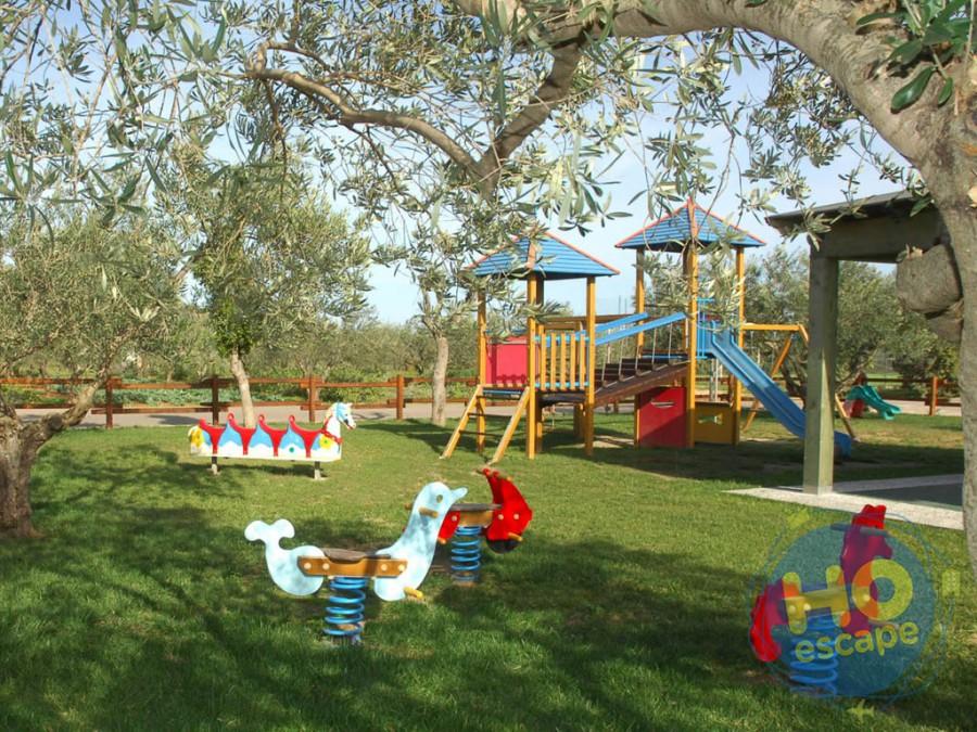 I Giardini di Cala Ginepro Hotel Resort Area Giochi Bambini