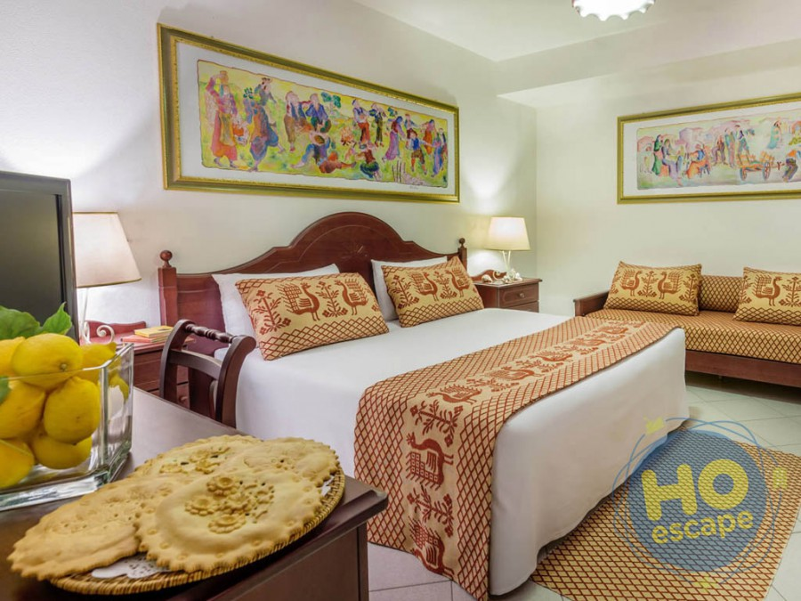 I Giardini di Cala Ginepro Hotel Resort Camere Family o Standard