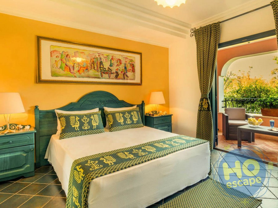 I Giardini di Cala Ginepro Hotel Resort Camera Superior