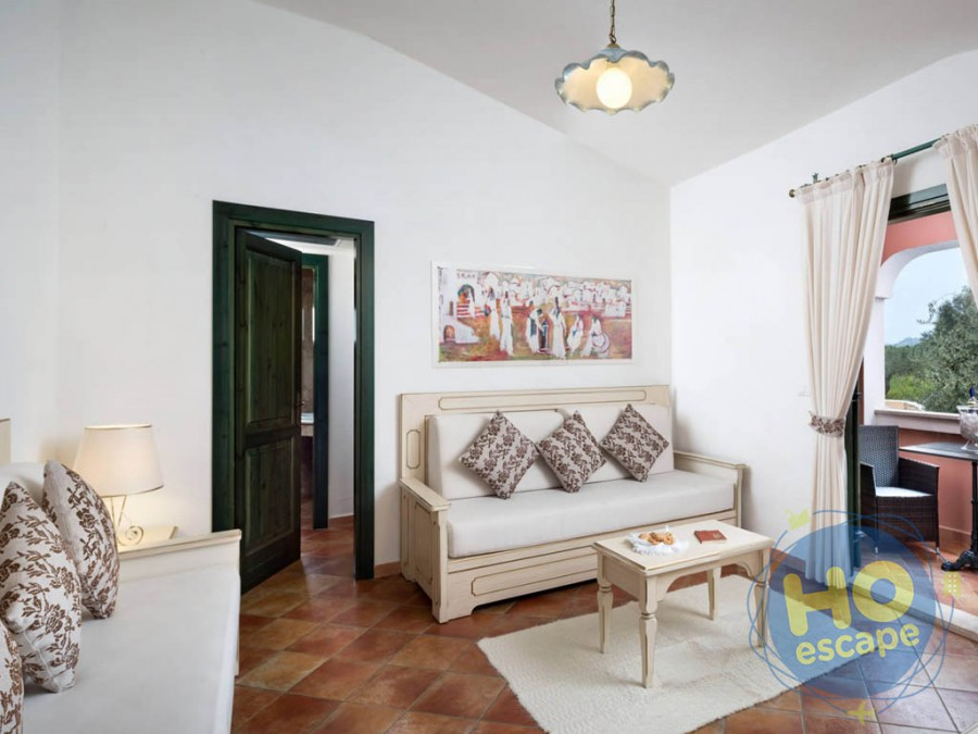 I Giardini di Cala Ginepro Hotel Resort Camere Family