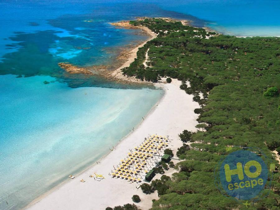 I Giardini di Cala Ginepro Hotel Resort La Spiaggia Raggiungibile dalla Propria Camera