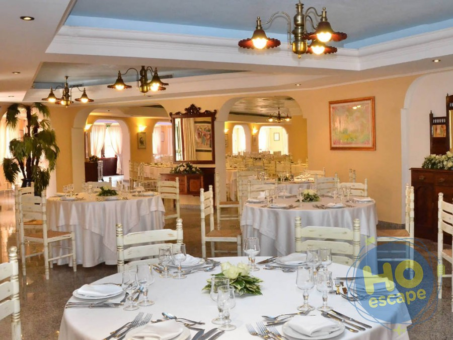 I Giardini di Cala Ginepro Hotel Resort La Sala Ristorante