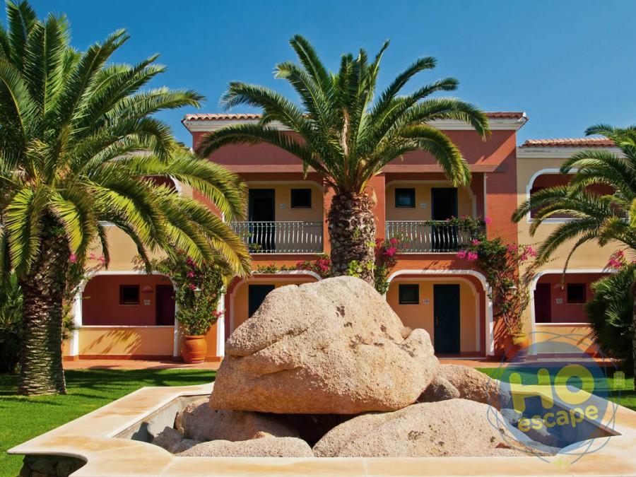 I Giardini di Cala Ginepro Hotel Resort Ingresso del Resort