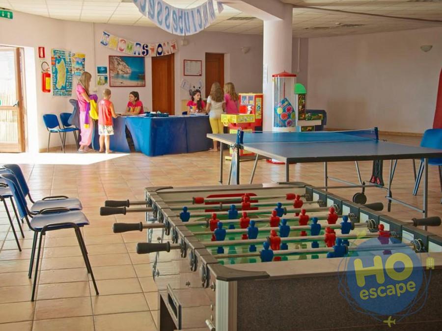 Club Esse Cala Gonone Area Giochi