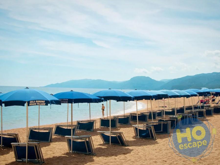 Club Esse Cala Gonone La Spiaggia Privata