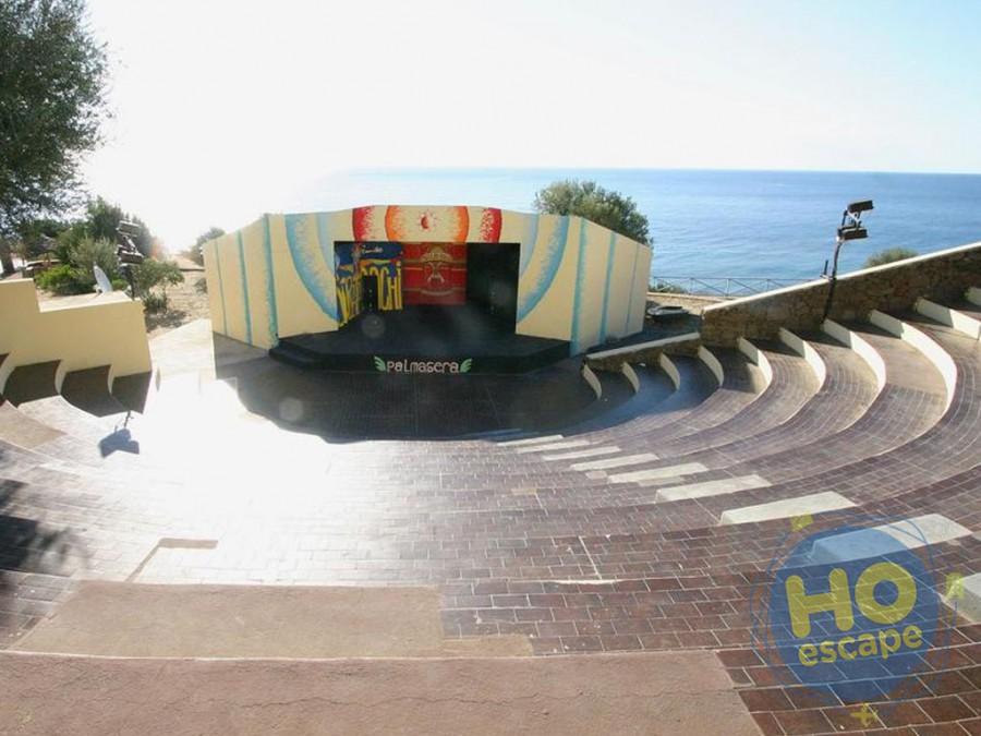 Club Esse Palmasera Resort Anfiteatro Spettacoli