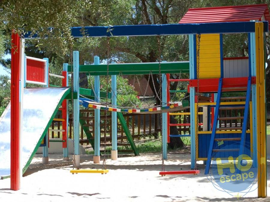 Club Esse Palmasera Resort Giochi Bambini