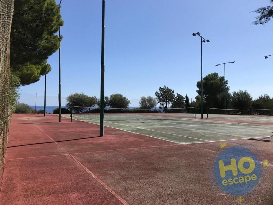 Club Esse Palmasera Resort Campo da Tennis
