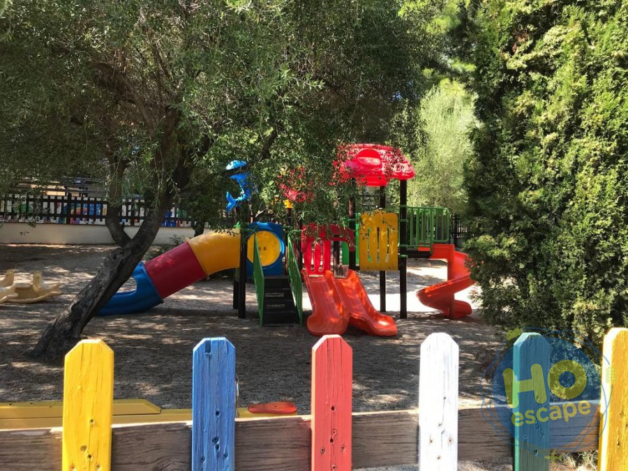 Club Esse Palmasera Resort Area Giochi per Bambini