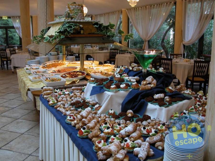 Club Esse Palmasera Resort Buffet