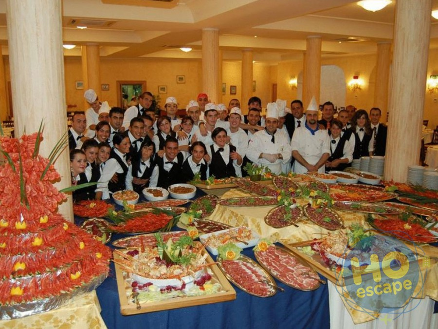 Club Esse Palmasera Resort Lo Staff della Struttura