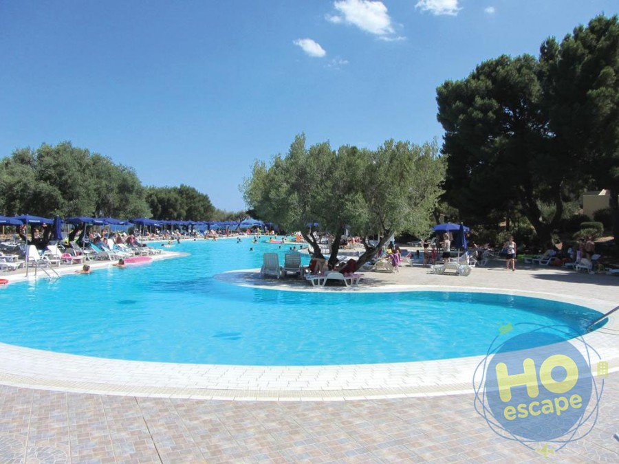 Club Esse Palmasera Resort La Piscina