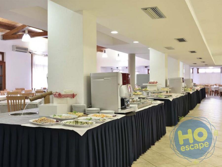 Club Hotel Eurovillage Il Buffet