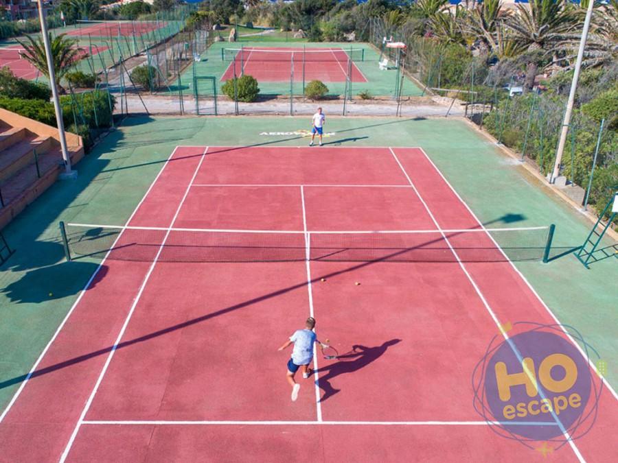 Marmorata Village Attività - Campo da Tennis