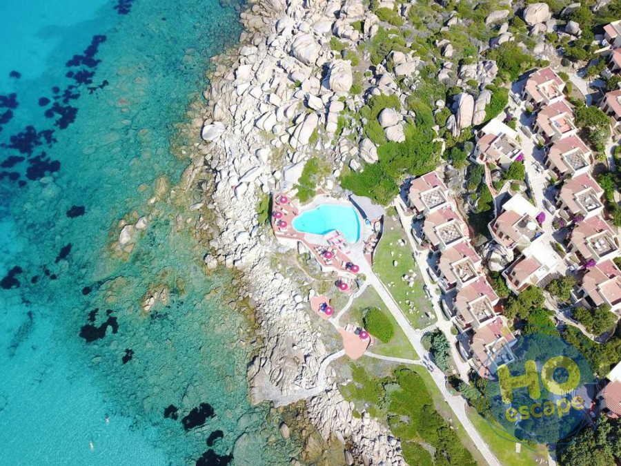 Club Esse Shardana Panoramica Foto Drone