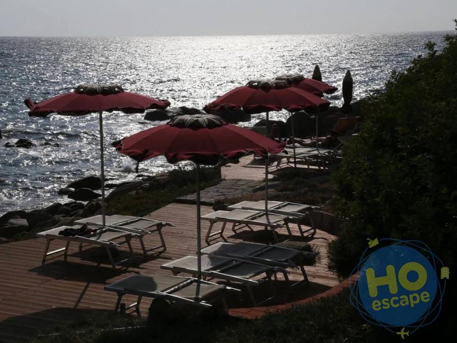 Club Esse Shardana Piscina a Picco sul mare