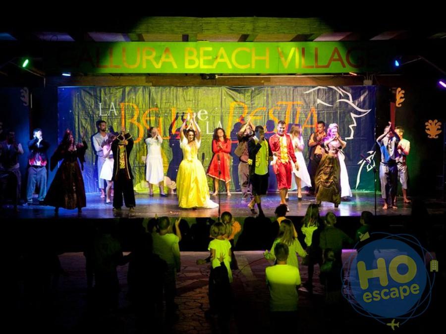Club Esse Gallura Beach Spettacoli Serali