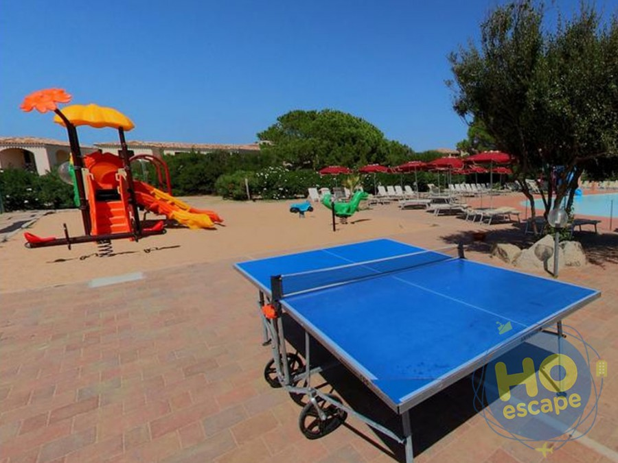 Club Esse Gallura Beach Area Giochi