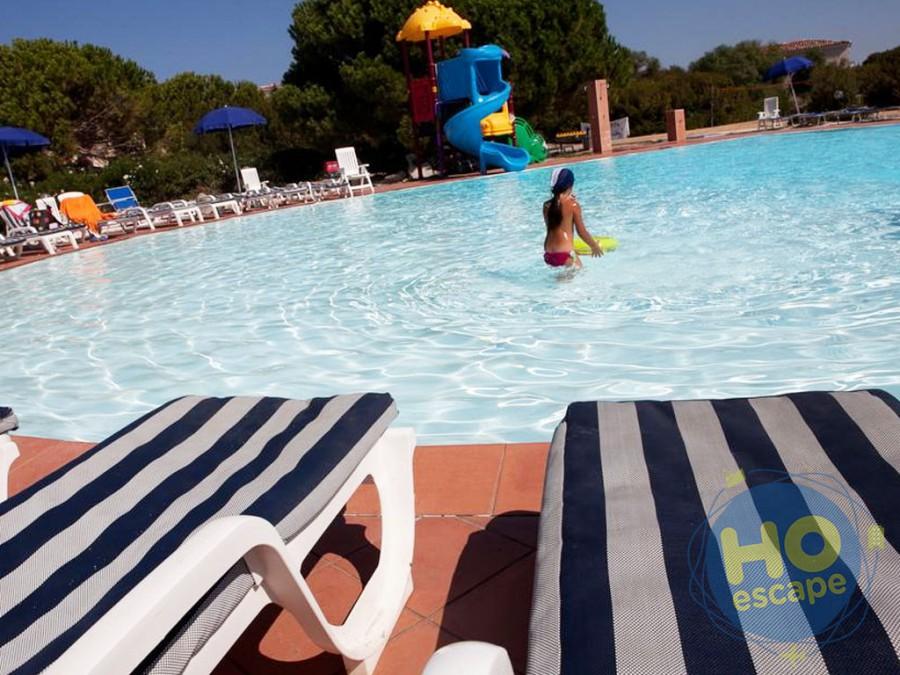 Club Esse Gallura Beach Piscina per adulti e bambini