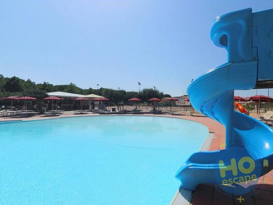 Club Esse Gallura Beach Piscina per adulti e bambini, con profondità graduale