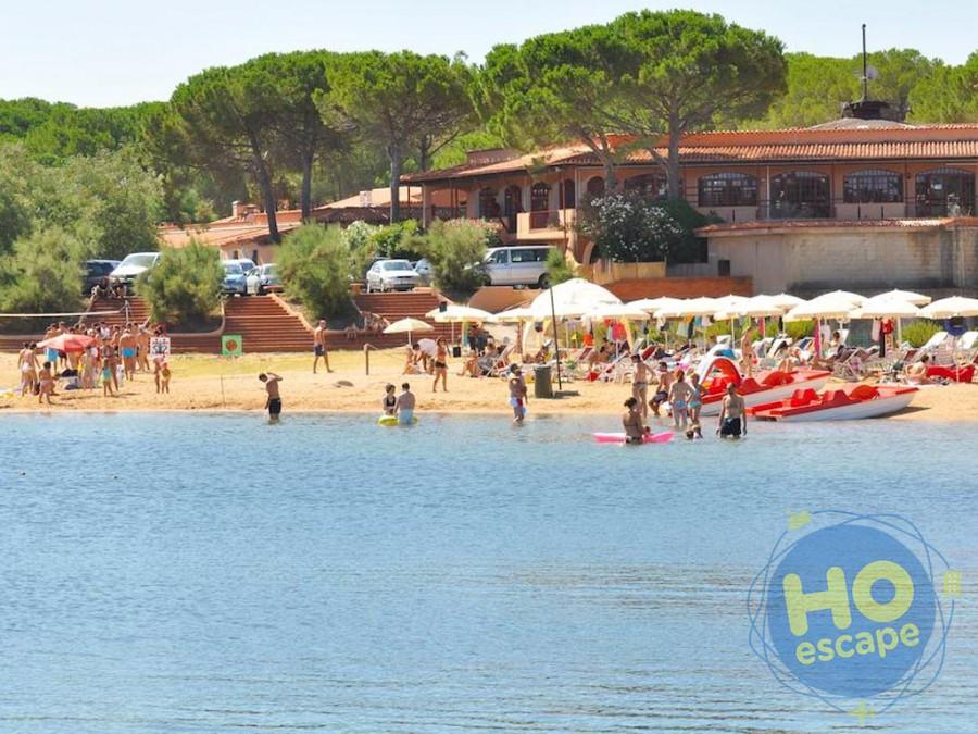 Club Esse Cala Bitta La Spiaggia Privata