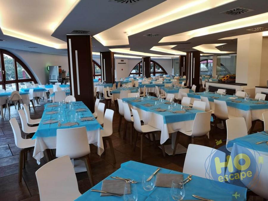 Club Esse Roccaruja La Sala Ristorante