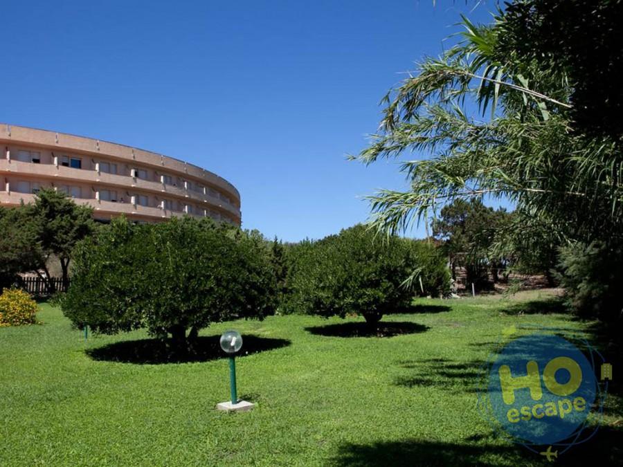 Club Esse Roccaruja Parco Giardino della Struttura