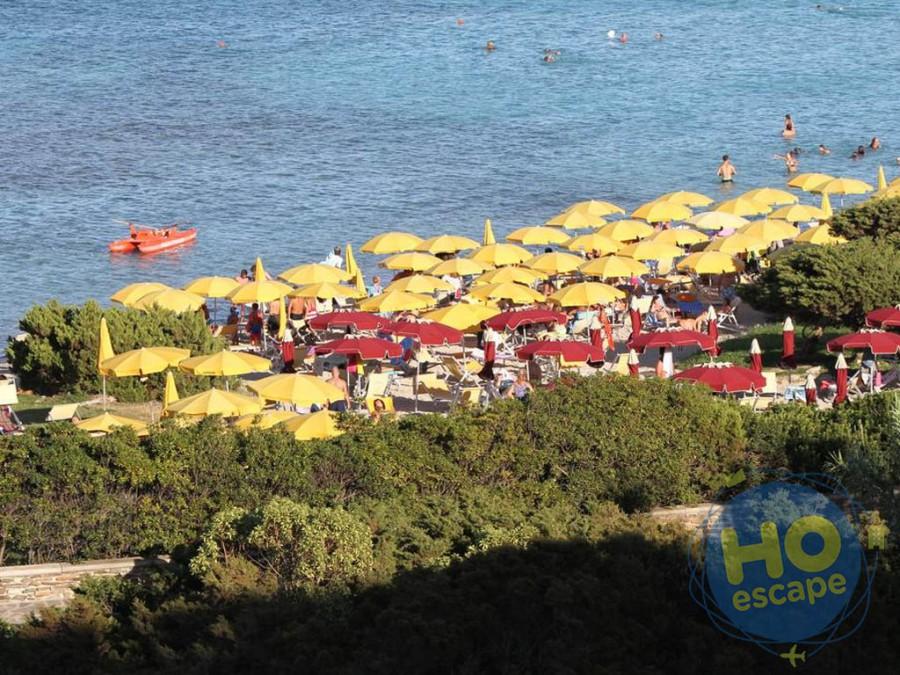 Club Esse Sporting Spiaggia Privata a 650mt. dall'hotel